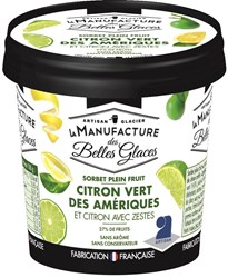 Image de Glace Citron Vert des Amériques